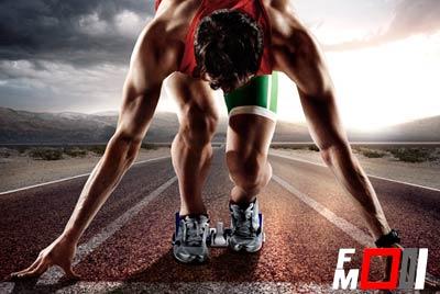 Budujte svaly sprintem
